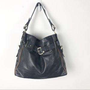 Anthropologie | Schuler & Sons Leather Purse Hobo